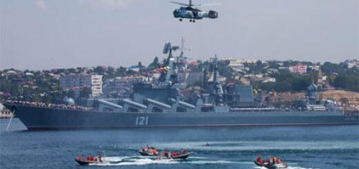 Крым как огромная военная база