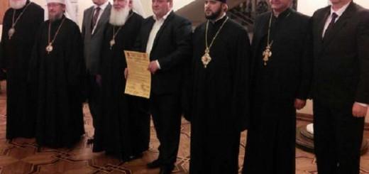 Экуменизм по-украински: на Ровенщине подписали меморандум об единой украинской поместной православной церкви