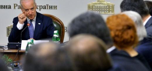 Украина под тенью Байдена