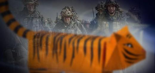 Бумажный тигр НАТО
