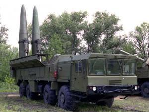 Оперативно-тактический комплекс «Искандер-М»