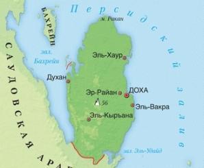 Катар: новый курс реалий