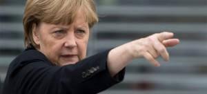 Восточный разворот Ангелы Меркель