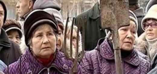 Украина: дальнейшая милитаризация гражданского населения
