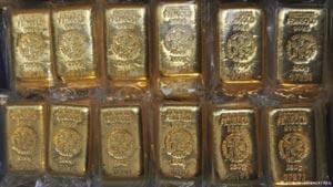 Немецкое золото возвращается в Германию из США и Франции