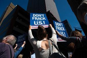Губернатор Нью-Йорка запретил фрекинг в своём штате