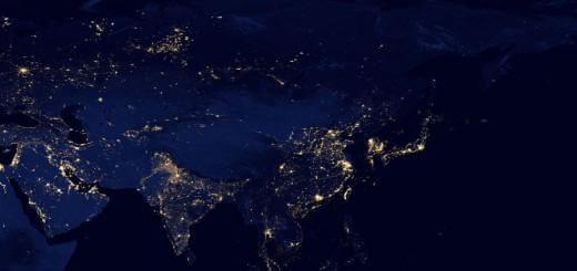 Пробуждение Азии