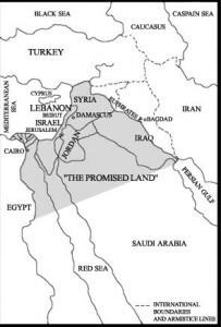 """Проект """"Великий Израиль"""""""