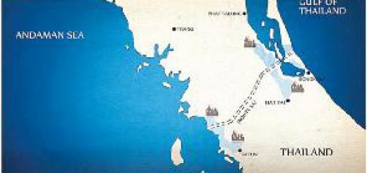 Китай начнет строительство альтернативного канала в Индийский океан