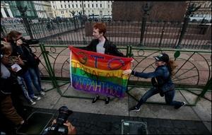 Кому нужны ЛГБТ