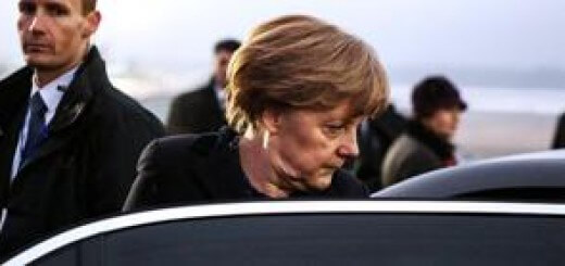 Меркель теряет Германию