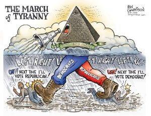Смерть американской демократии