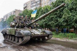 Донбасс превратился в кладбище танков ВСУ: башни вырваны, корпуса разорваны