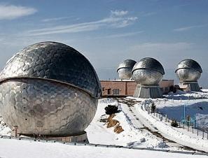 12 тысяч космических спутников под контролем