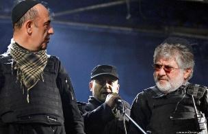 Олигархическая махновщина на Украине