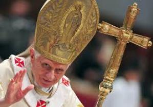 Бенедикт XVI: курс на поддержку мировой политической власти