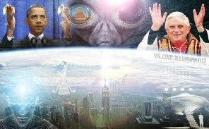 Построение царства антихриста - Cатанинский проект «Блю Бим»