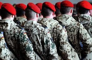 Евроармия выходит из НАТО