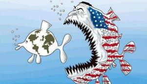 Хитросплетения мировой политики