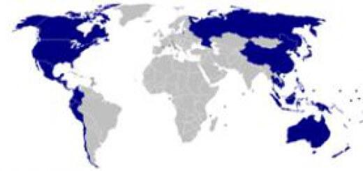 Огненное кольцо или особенности геополитики на Тихом океане