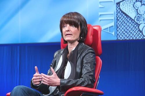 Участник Бильдербергской группы - 2015: Член руководства компании Google - Реджина Дуган