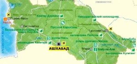 Туркменистан в призме геополитической игры в Центрально-Азиатском регионе