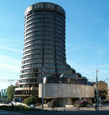 БАНК МЕЖДУНАРОДНЫХ РАСЧЕТОВ, Базель, Швейцария