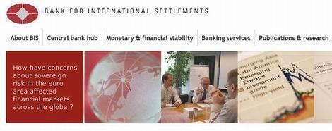 ЛОГОТИП Банка Международных Расчетов