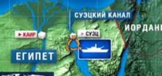Битва за Суэцкий канал