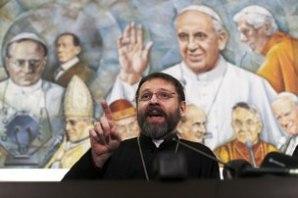 Ватикан против Украины ?