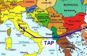 Трансадриатический газопровод TAP