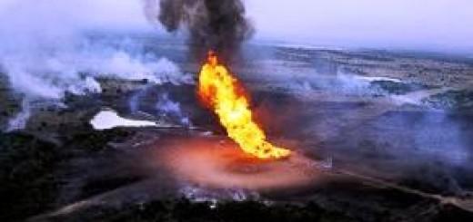 В Нигерии взорван нефтепровод американской Chevron