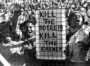 Черный расизм поставил Южноафриканскую республику на грань гражданской войны
