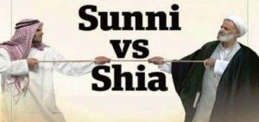 """Краткая история """"раскола"""" между суннитами и шиитами на Ближнем и Среднем Востоке"""