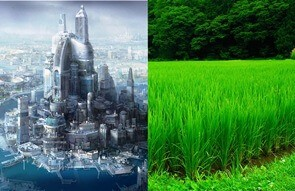 Контуры новой мировой экономики: Баланс техногенного и биогенного