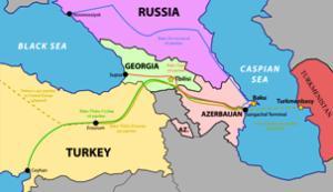 Китай вышел на Карс: стальные скрепы связали Турцию с Каспийским морем