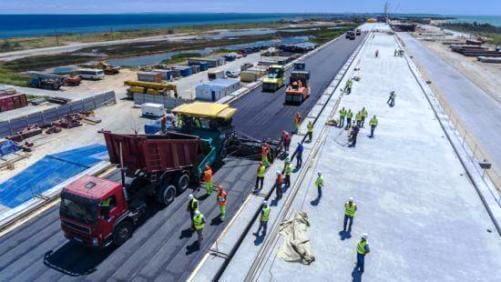 Строительство транспортного сообщения Краснодар-Крым