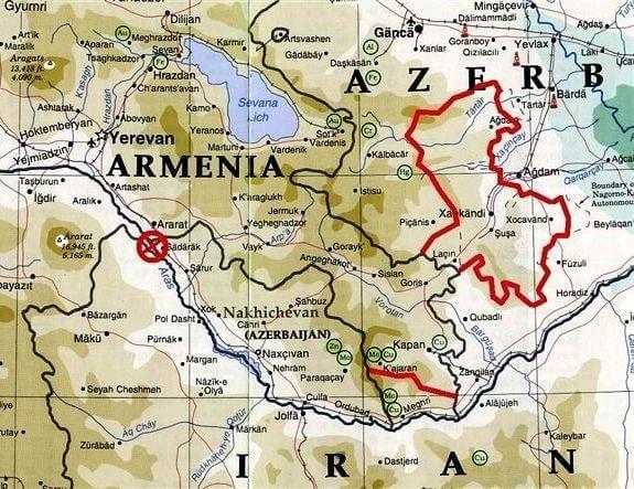 Карта плана Гобла