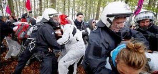 Тихая гражданская война в Германии