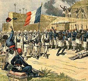 Неоколониализм Франции в XXI веке